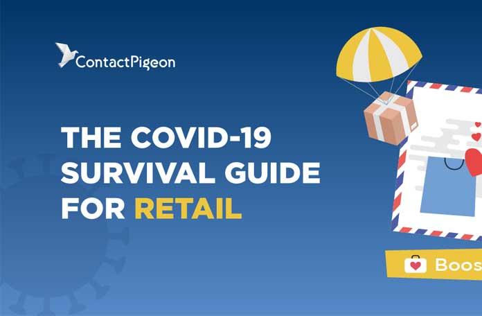 [Infographic] - Survival Guide από την Contact Pigeon για τη Θωράκηση των Retail Επιχειρήσεων
