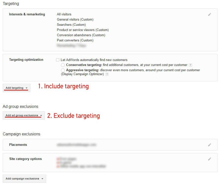Dynamic Remarketing step 2