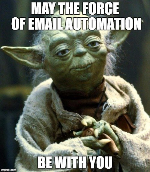 Email Automation Yoda
