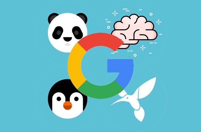Google Algorithm Updates: Όλες οι Αλλαγές σε Ένα Infographic