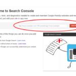 Διαδικασία setup του Google Search Console