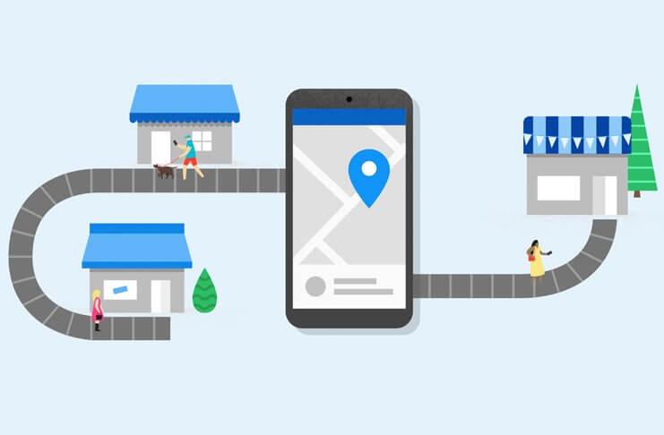 google-store-visits