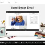 mailchimp send better mails logo