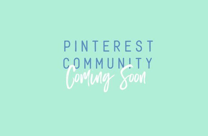 Pinterest Communities: Ένα Νέο Ισχυρό Εργαλείο στα χέρια των Marketers