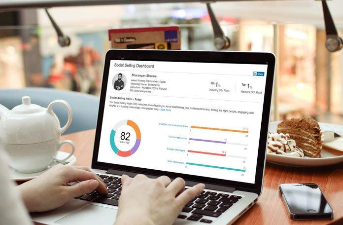Δείκτης Κοινωνικής Προώθησης / Social Selling Index