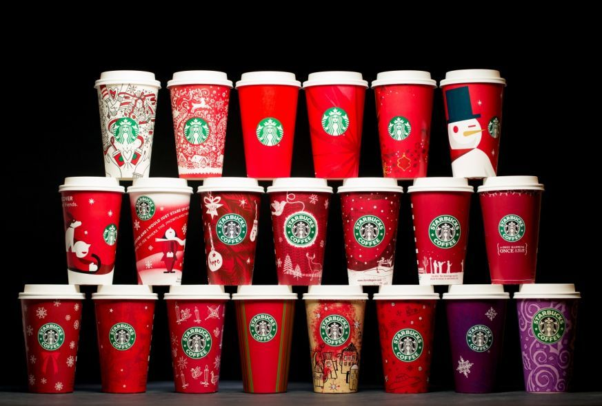 Starbucks campaign the red cup contest