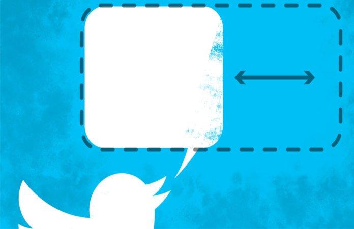 Το Twitter δοκιμάζει αύξηση στο όριο των χαρακτήρων